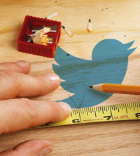 Measuring Twitter photo