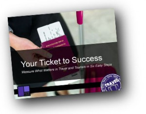 Your Ticket to Success cover photo