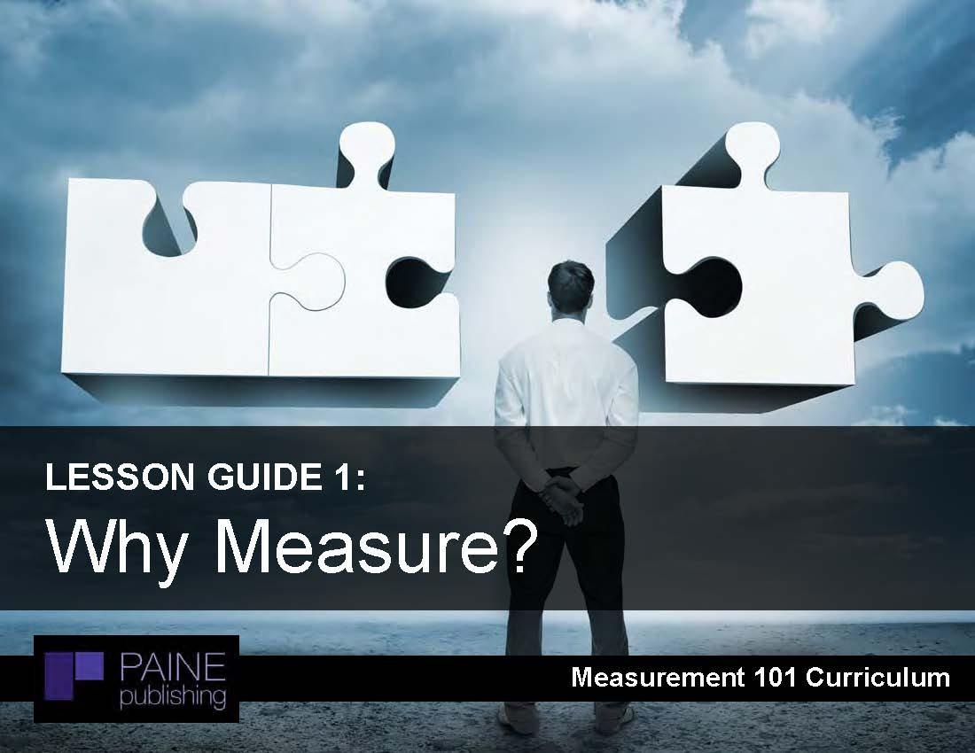 Measurement 101 Course in a Box for Professors image