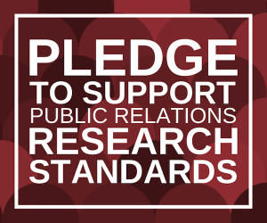 IPR Pledge to Support PR Research Standards
