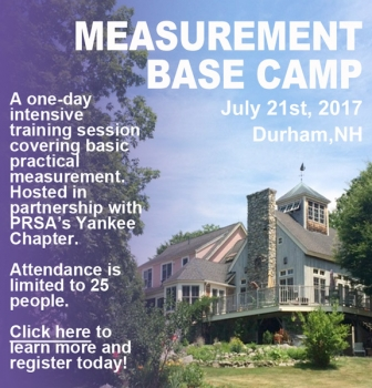NOT AN OXYMORON — HAVE FUN AND LEARN MEASUREMENT AT THE SAME TIME!